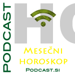 Podcast mesečni horoskop