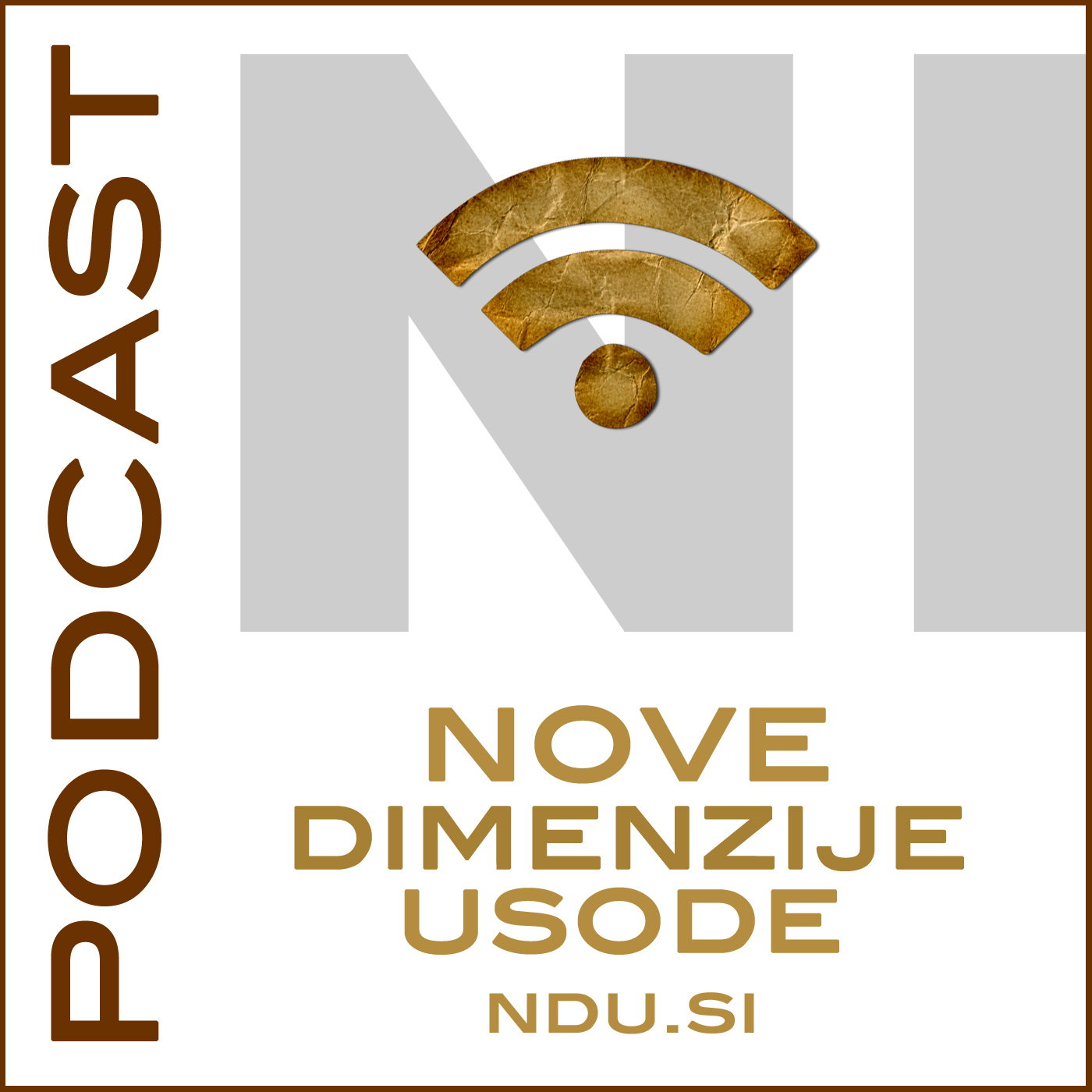 Podcast NOVE DIMENZIJE USODE – Podcast.si